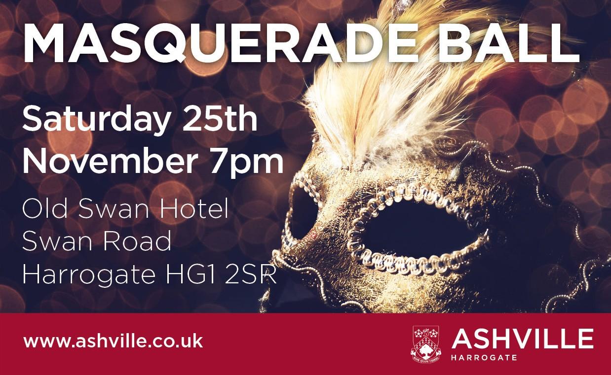 Ashville Masquerade Ball 2017