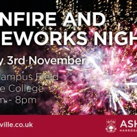Bonfire and Firework Night