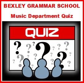 Music Dept Quiz Night