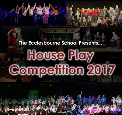 House Play Competition 2017