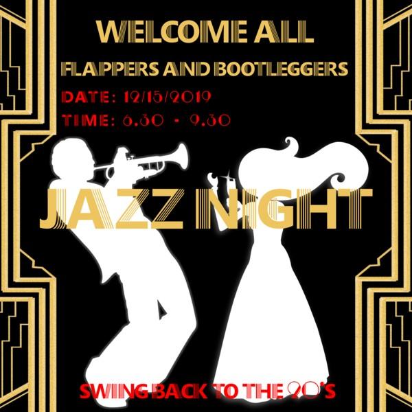 Jazz Night and Wine Tasting
