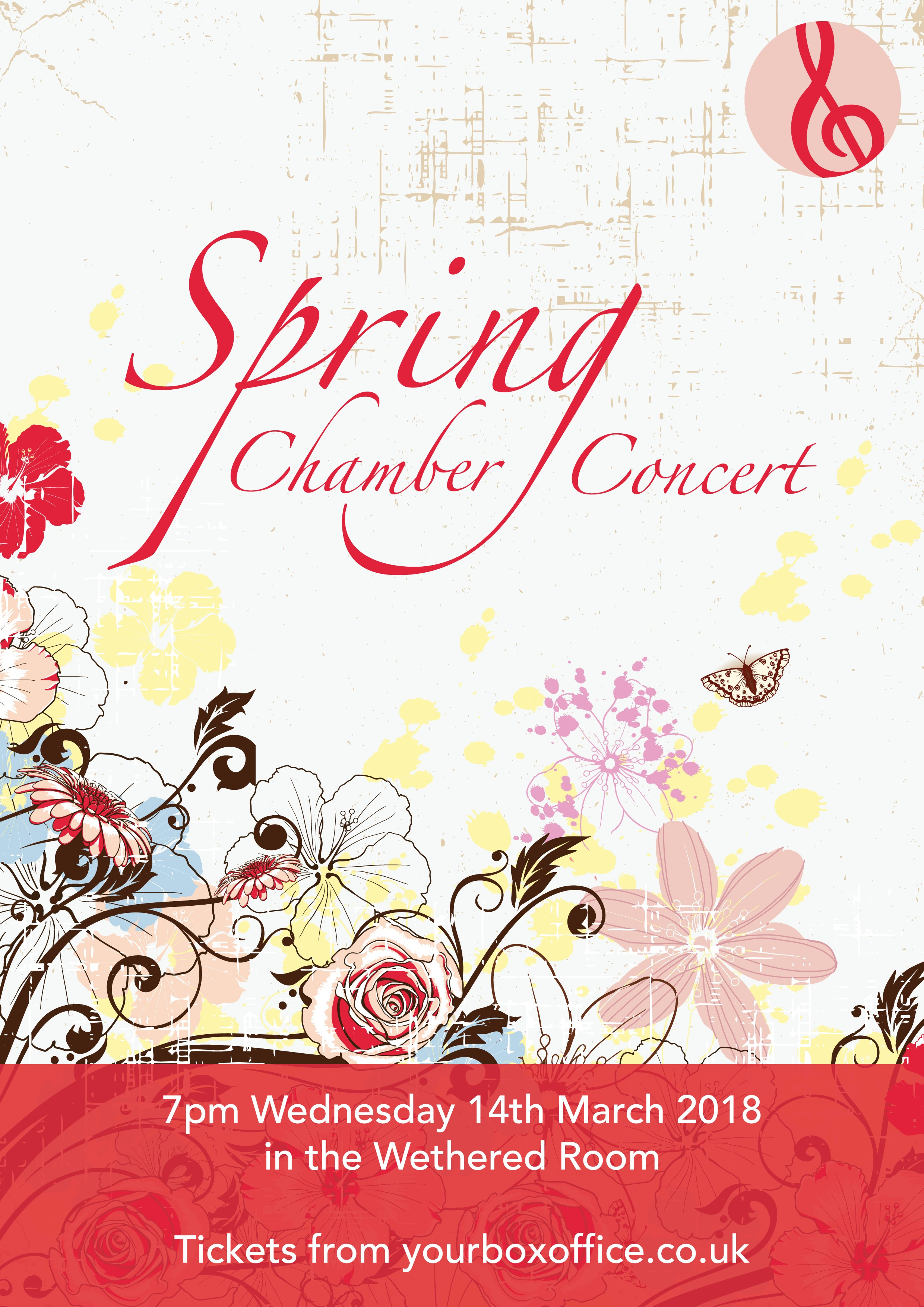 Spring Chamber Concert 2018