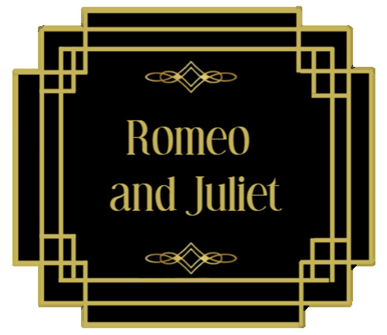 Bexley Grammar School Junior Production of Romeo and Juliet