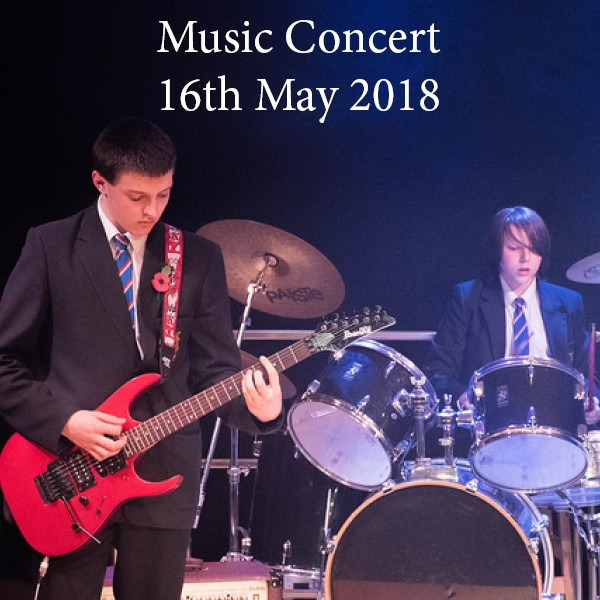 The Wilnecote School Music Concert May 2018