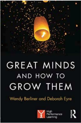 Borlase: Great Minds and How to Grow Them: A Learning Workshop for Parents