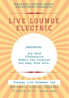 Live Lounge Electric : December 2018