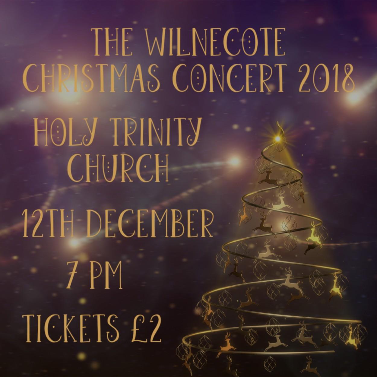 Wilnecote Christmas Concert