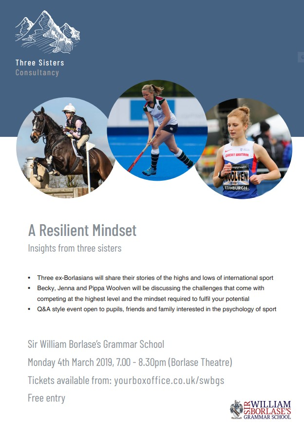 A Resilient Mindset: Three Sisters Consultancy