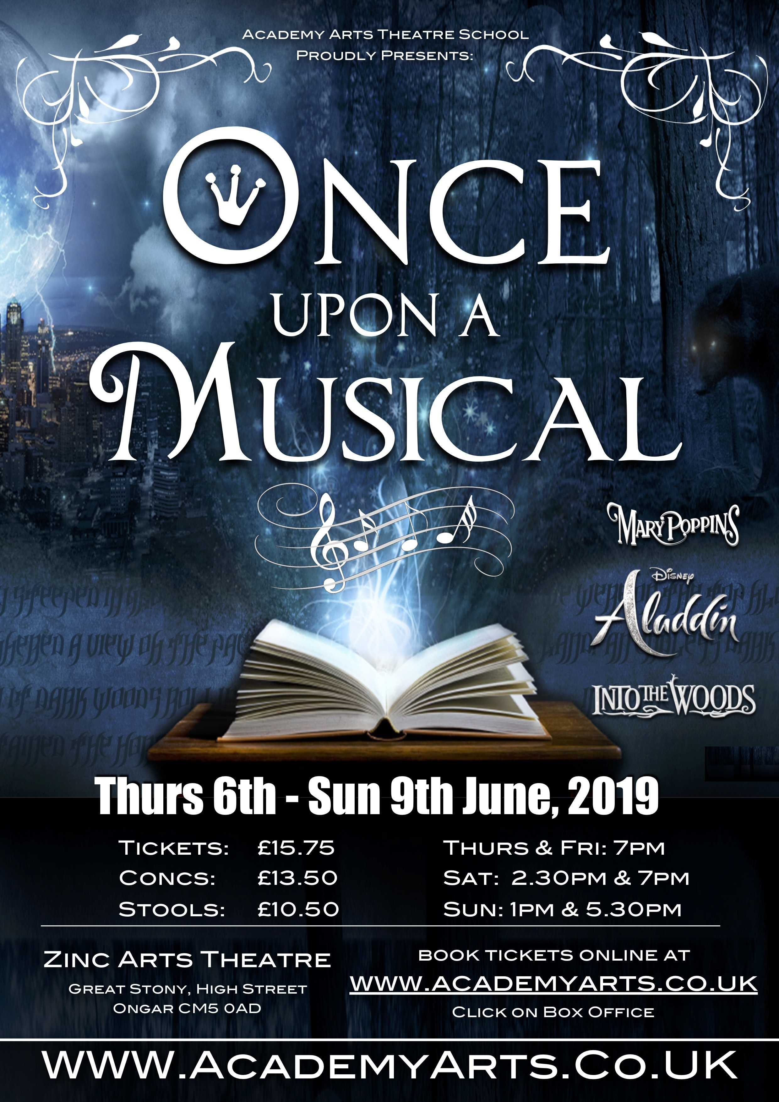 Once Upon a Musical