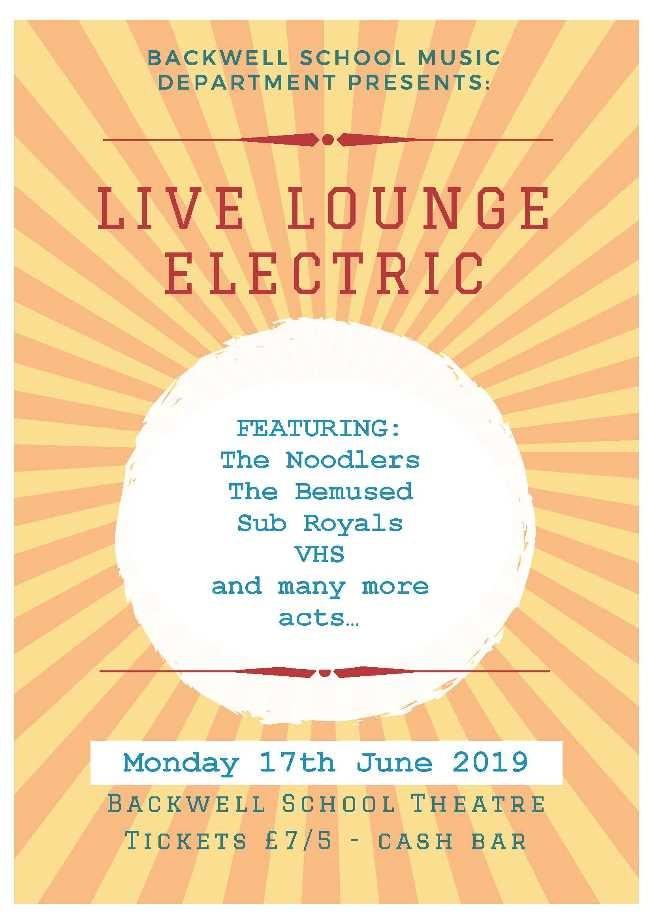 Live Lounge Electric Gig
