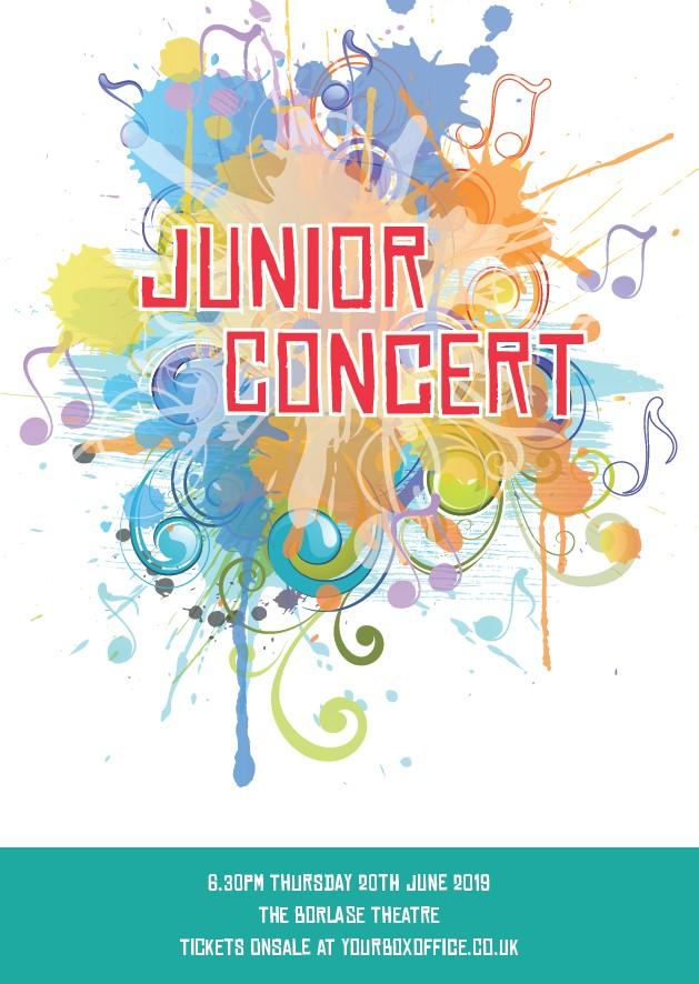 Borlase Junior Concert 2019