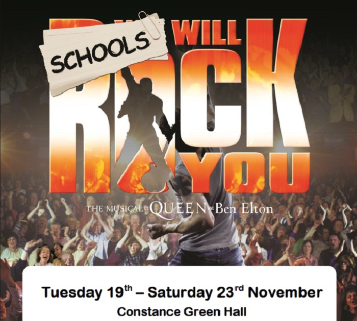 We Will Rock You - Schools' Edition