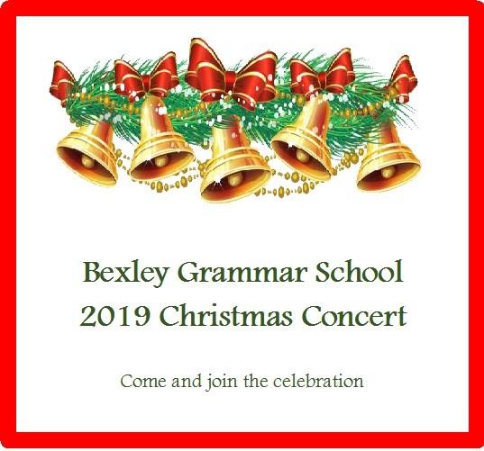 Bexley Grammar School Christmas Concert 2019