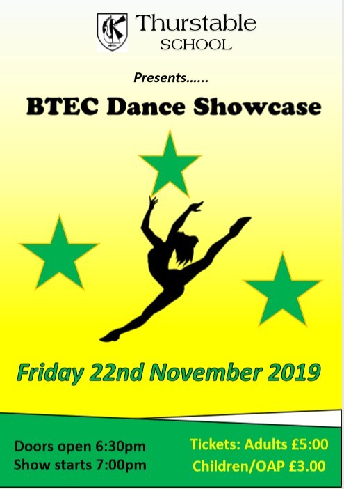 BTec Dance Showcase