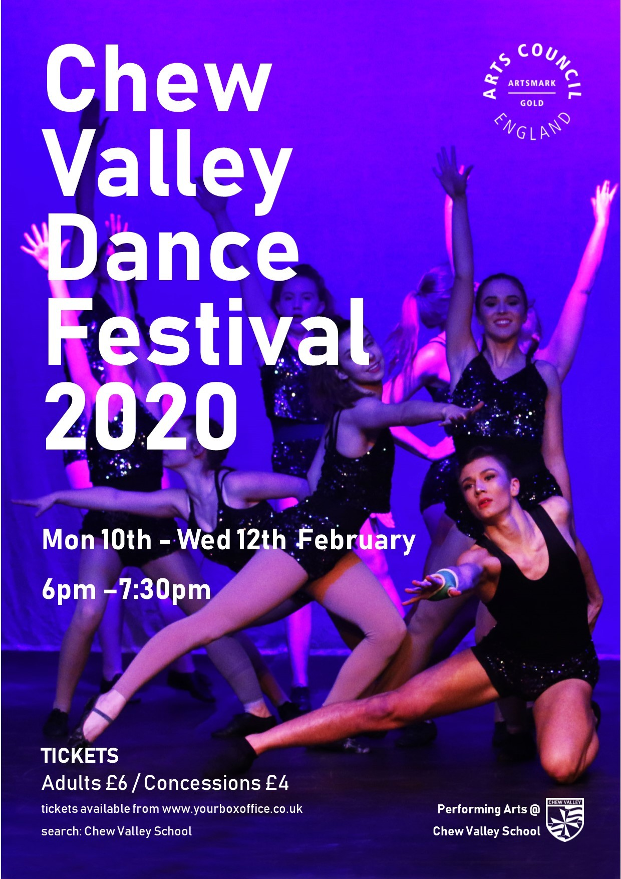 Chew Valley School - Dance Festival