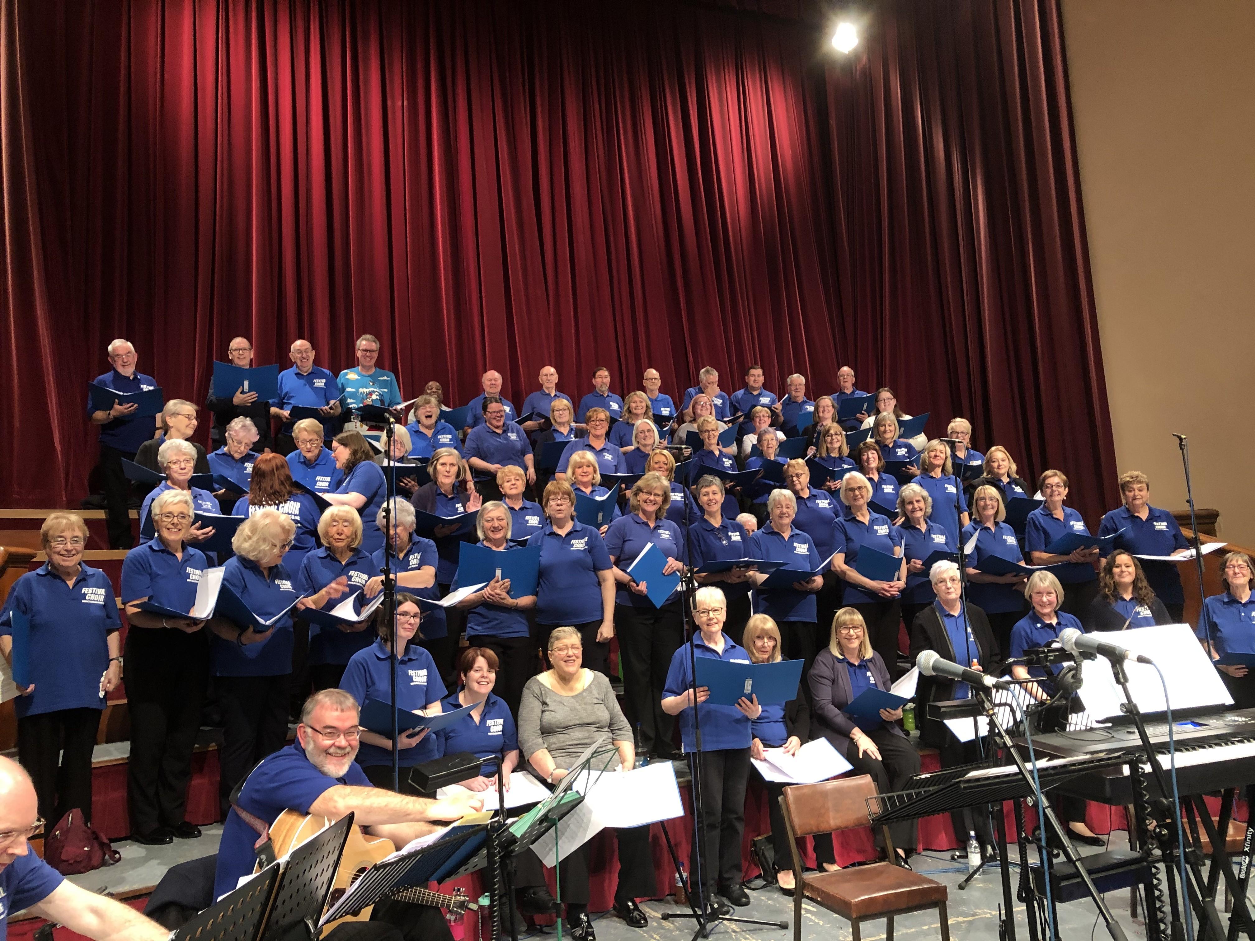 Festival Choir Spring Concert 2020